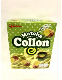 GLICO COLLON MATCHA GREEN TEA - 46g