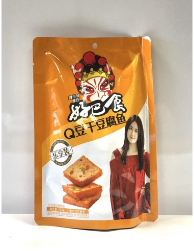 HBS DRIED BEANCURD MIX FLAVOUR 160g