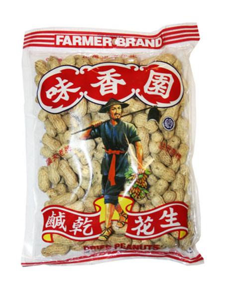 Farmer Brand Dried Peanuts - 200g