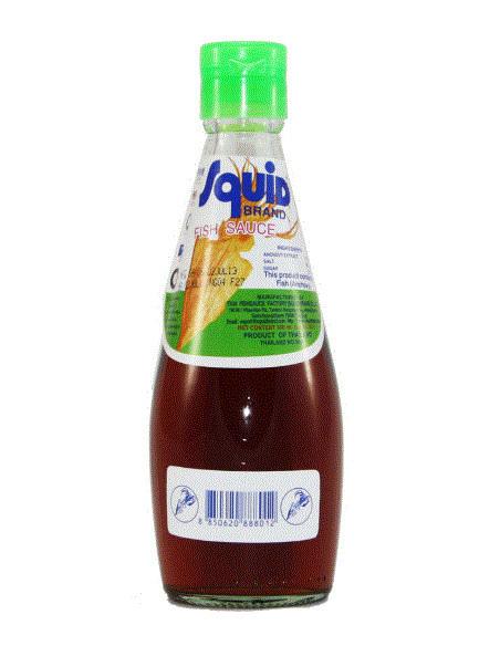 Squid Fish Sauce (gb)