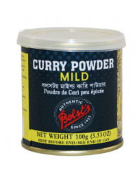 Bolst's Curry Powder Mild -...