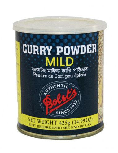Bolst's Curry Powder Mild - 425g
