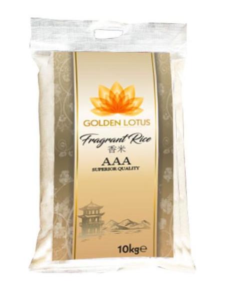 Golden Lotus Fragrant Rice - 10KG