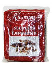 Khanum Tamarind (Seedless) - 400g