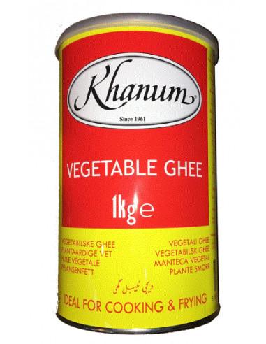 Khanum Vegetable Ghee - 1kg