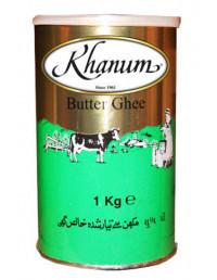 Khanum Butter Ghee - 1kg