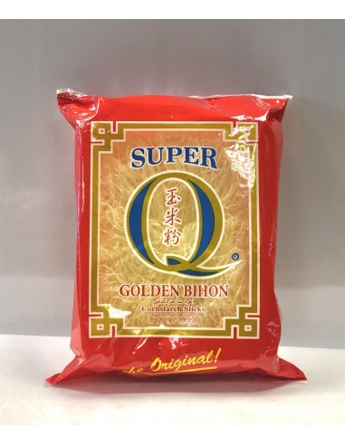 SUPER Q GOLDEN BIHON CORNSTARCH...