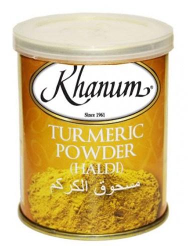 Khanum Haldi Powder (Turmeric) - 100g