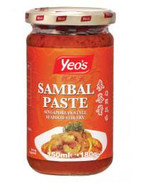 Yeo's Singapore Sambal Paste - 150ml
