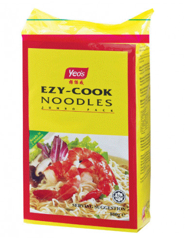 Yeo's EZY Cook Fried Noodles - 800g