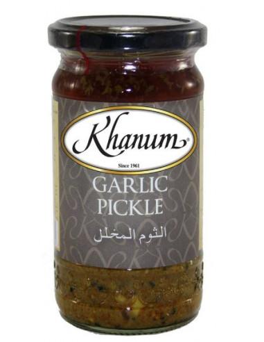 Khanum Garlic Pickle - 300g