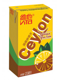 Vita Lemon Ceylon Tea - 6x250ml