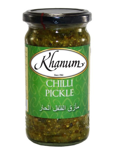 Khanum Chilli Pickle - 300g