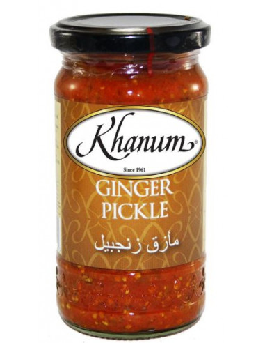 Khanum Ginger Pickle - 300g