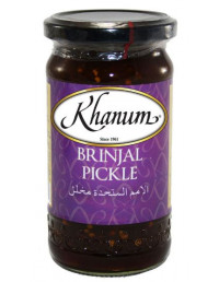 Khanum Brinjal Pickle - 300g