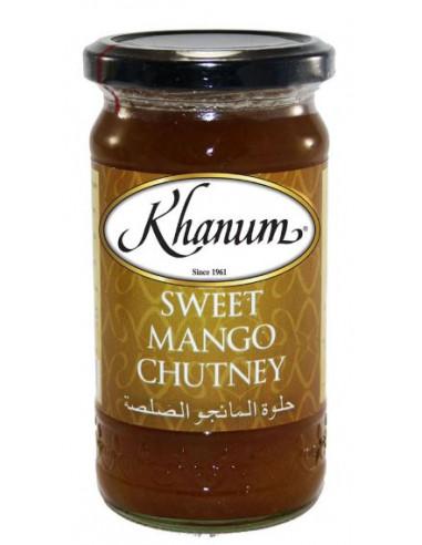 Khanum Sweet Mango Chutney - 350g