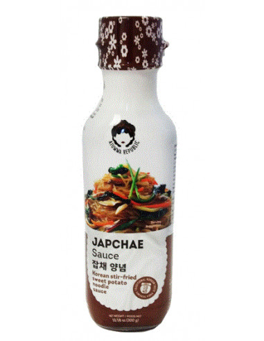 Ajumma Republic Japchae Sauce - 300g