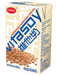 Vitasoy Regular Vitasoy - 6x250ml