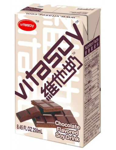 Vitasoy Chocolate Vitasoy - 6x250ml