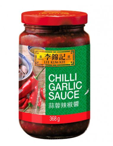 Lee Kum Kee Chilli Garlic Sauce - 368g