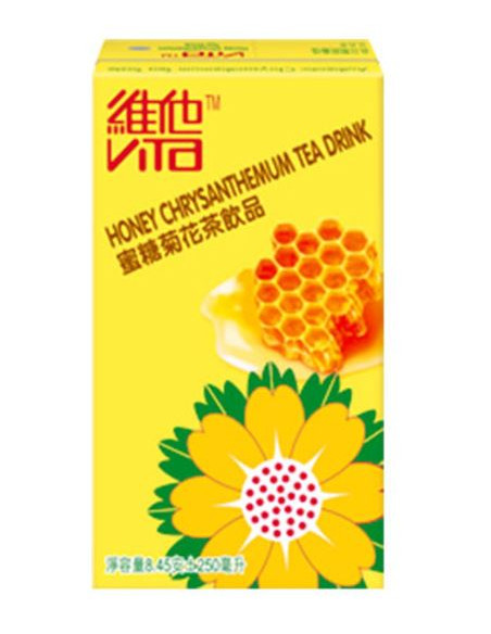 Vitasoy Honey Chrysanthemum Tea - 6x250ml