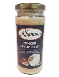 Khanum Minced Garlic Paste...