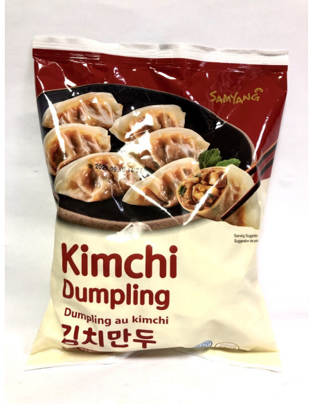 SAMYANG KIMCHI DUMPLING - 600g