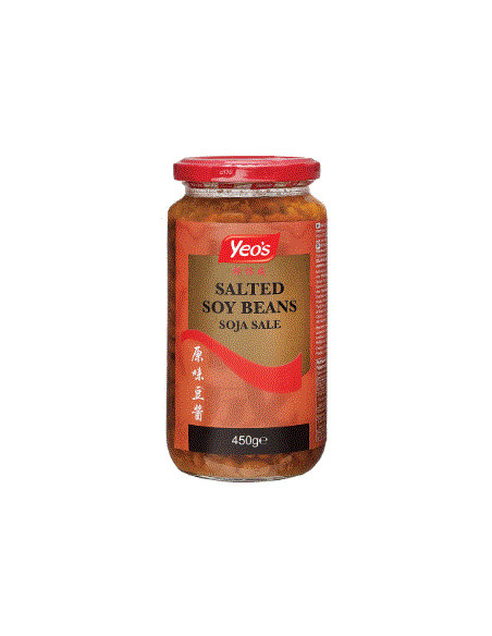 Yeo's Salted Soy Beans - 450g