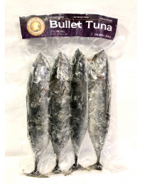 ASEAN SEAS WHOLE BULLET TUNA - 1KG