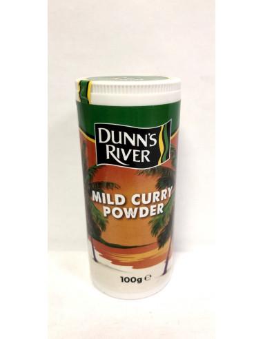 DUNN'S RIVER MILD CURRY POWDER - 100g