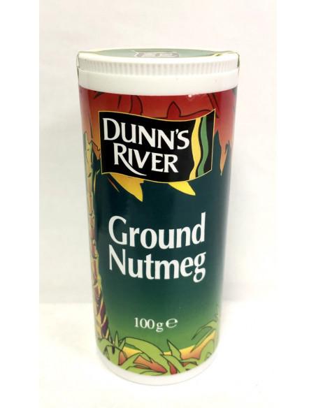 DUNN'S RIVER GROUND NUTMEG - 100g