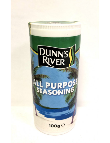 DUNN'S RIVER ALL PURPOSE SEASONING - 100g