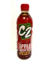 C2 GREEN TEA APPLE FLAVOUR - 500ml