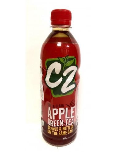 C2 GREEN TEA APPLE FLAVOUR - 500ml