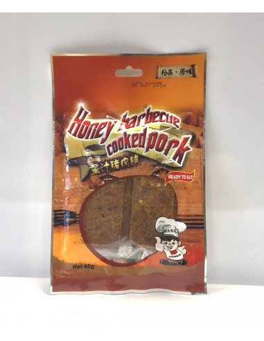 ADVANCE HONEY BARBECUE COOKED PORK - 45g
