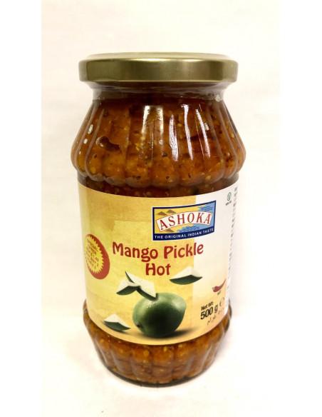 ASHOKA MANGO PICKLE HOT - 500g