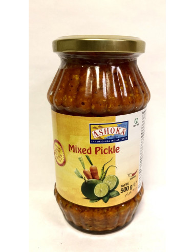 ASHOKA MIXED PICKLE - 500g