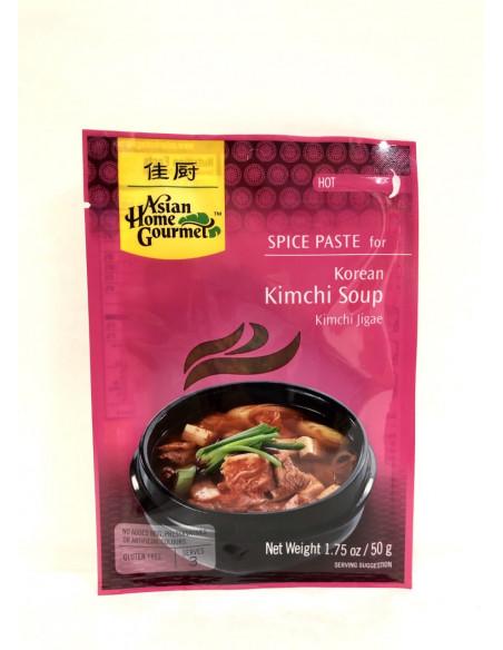 ASIAN HOME GOURMET SPICE PASTE FOR KOREAN KIMCHI SOUP - 50g