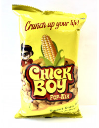 HOBE CHICK BOY POP-NIKS CORN SNACK SWEETCORN FLAVOUR - 100g