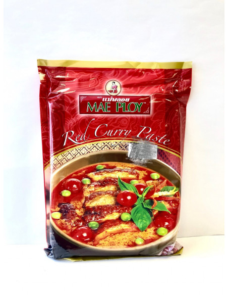 MAE PLOY RED CURRY PASTE - 1kg