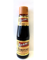 AYAM TERIYAKA MARINADE AND SAUCE - 210ml
