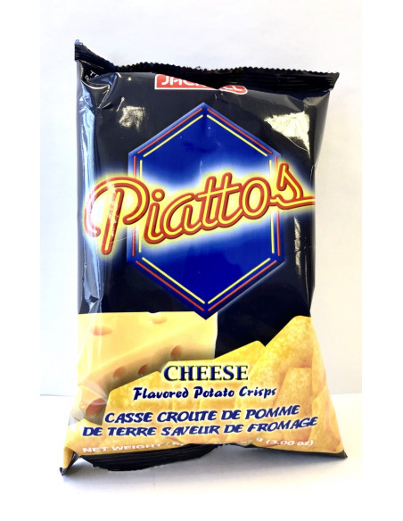 JACK & JILL PIATTOS SNACK CHEESE FLAVOUR PARTY PACK - 212g