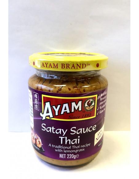 AYAM SATAY SAUCE THAI - 220g