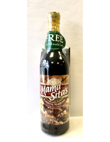 MAMA SITA LIQUID BBQ MARINADE - 680ml