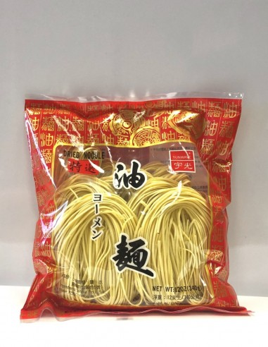 SUNWAVE DRIED OIL NOODLE - 340G