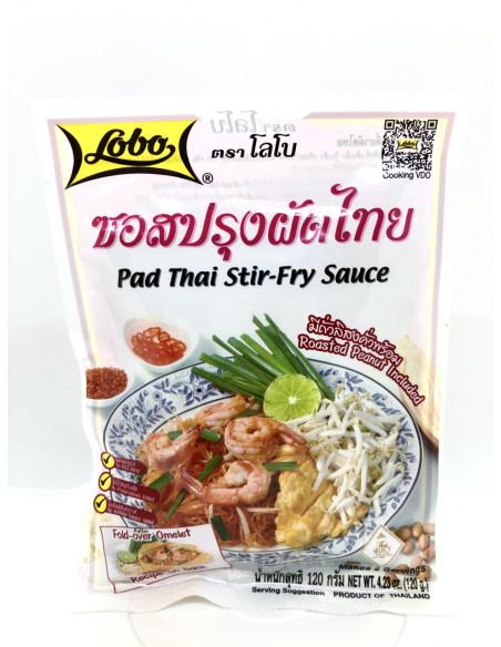 LOBO PAD THAI STRI-FRY SAUCE - 120g