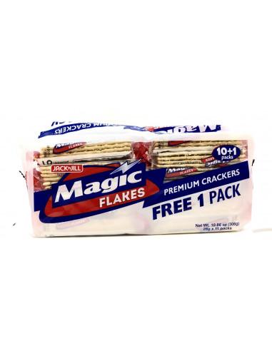 JACK&JILL MAGIC FLAKES PREMIUM CRACKERS - 308g