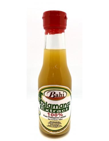 BAHI 100% KALAMANSI EXTRACT (PHILIPPINE LEMON) - 150ml