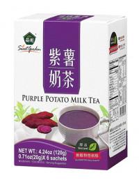 SG Purple Potato Milk Tea - 6x20g