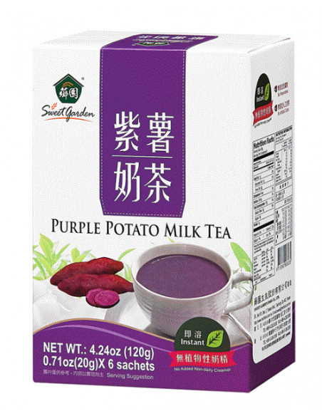 SG Purple Potato Milk Tea - 6x20g